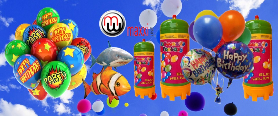 maxxiline disposable helium tanks